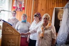 Божественная литургия в пос.Котово 165
