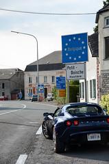 This is my adventure... (Former Instants Photo) Tags: belgium elise lotus road street
