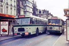 406 17 (brossel 8260) Tags: belgique liege bus stil