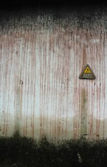 watch your step (Cynthia Turner) Tags: china sign wall warning caution wuzhen mossy