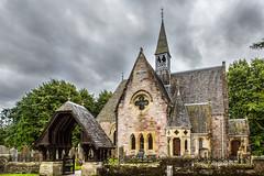 Luss Church (alanrharris53) Tags: luss church loch lomond scotland village