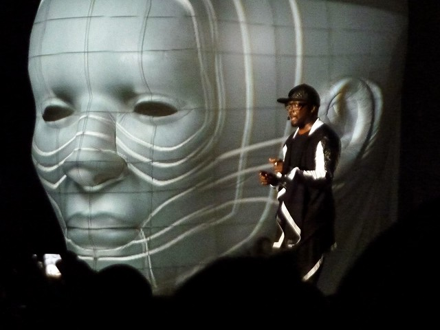 Will.I.Am - #WillPower Tour - Bercy, Paris (2013)