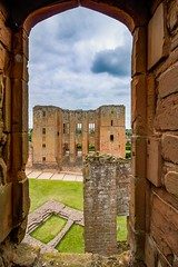 Another window another view (21mapple) Tags: kenilworthcastle kenilworth castle canon750d canon canoneos750d canoneos clouds keep ruins englishheritage england eh