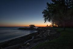 20160823-DSC_0452 (the Mack4) Tags: bluehour august 2016 lakeontario newyork niksoftware water webster slowshutter sunrise websterpark pier
