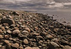 IMG_6043 - Fishin' on the rocks.. (ragnarfredrik) Tags: hvaler sea rocks fishing seaview brattest sescape shoreline