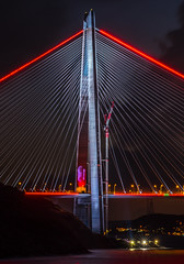 DSC03466-2-2 (UmitCukurel) Tags: bridge turkey istanbul bosphorus sony nikon lightroom d750 sonyalpha bogazici kopru night poyrazkoy battleship gemi sky sunset dusk gunbatimi cloud
