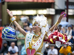 Asakusa Samba Carnival 2016 (DigiPub) Tags: aged woman tokyo japan asakusa samba day outdoors 427502 esp 107725379 rejectedbygettyimages