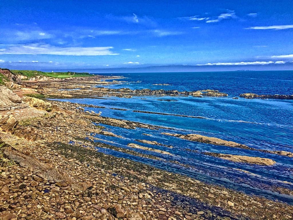 Pittenweem shoreline
