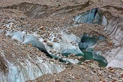 Biafo Glacier: Blue ice (Shahid Durrani) Tags: biafo glacier karakorams gilgit baltistan pakistan