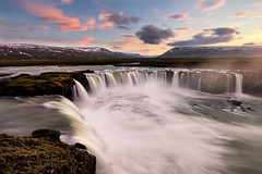 Godafoss (adrianchandler.com) Tags: skjlfandafljt icelandic goafoss godafoss spectacular iceland adrianchandler canon5dsr landscape waterfall river big water exterior northeast outdoor falls europe powerful brardalur wide summer long ex