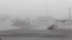 fog 1 (soundmoods) Tags: myst fog gray canon skatepark mist weather haze cloudy mirky vathorst amersfoort