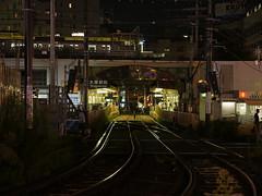 A Station (CentipedeCarpet) Tags: panasonic gx8 micro four thirds tokyo otsuka japan       night lights street unlimited photos urbex urban asia