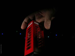 Mobile phone (P'sych) Tags: mobile phone phonebox uk hand incamera nissini40x2 fphighspeedflash 2snoots