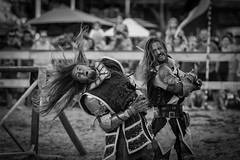 To the Death (Scott Michaels) Tags: nikon d600 nikon70200mmvrii pittsburgh renaissancefestival pittsburghrenaissancefestival