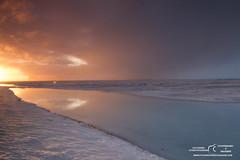 _W1G0794 (Fotografere e Viaggiare) Tags: 1ring ghiaccio ice iceland islanda sunset tramonto water
