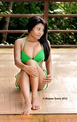 Mumbai Actress NIKITA GOKHALE Photos Set-2 (13)