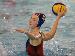 29150613 (roel.ubels) Tags: waterpolo european championships ejk denhaag thehague hofbad sport topsport 2016 youth u19 europese jeugdkampioenschappen