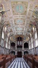 Royal Holloway chapel organ, University of London, Egham (Pjposullivan1) Tags: royalholloway universityoflondon egham organ chapel