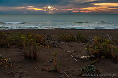 _DSC0967 (. ..::..::::....:::::m.trinciarelli photo::..:..) Tags: mare tramonto cielo spiaggia maredinverno pace