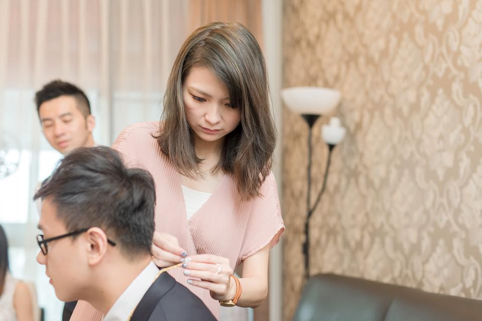 台南婚攝 情定婚宴城堡永康館 婚禮紀錄 C & V 019