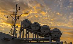 DSC03776-2 (UmitCukurel) Tags: split port vessel ferry ship sun sunset sonyalpha sky croatia city architecture transportation hr