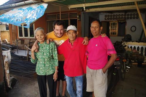 People, Kota Mataram, Lombok Island, Indonesia
