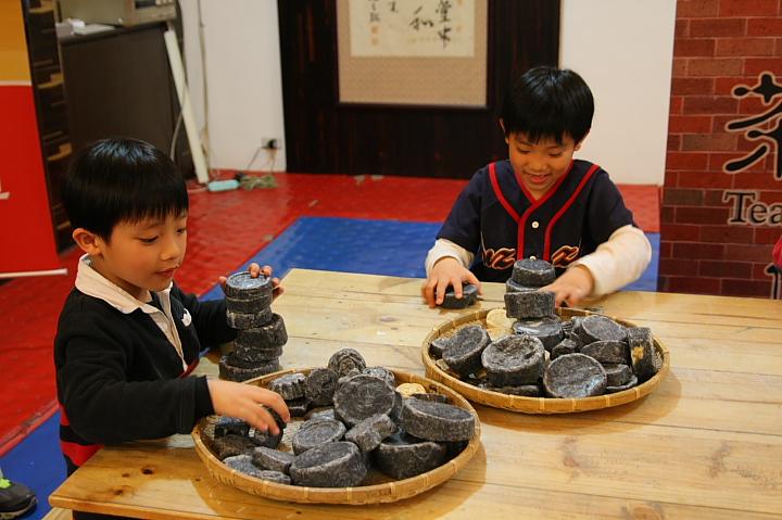 三峽茶山房肥皂文化體驗館觀光工廠0046