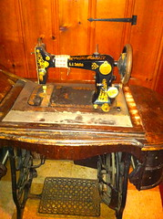 "A.J. Sadallah Sewing Machine • <a style=""font-size:0.8em;"" href=""http://www.flickr.com/photos/77241576@N06/6961951802/"" target=""_blank"">View on Flickr</a>"