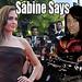 Sabine Mondestin + Angelina Jolie