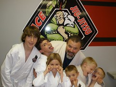 "Family Jiu-Jitsu Fun After Some Good Training! • <a style=""font-size:0.8em;"" href=""http://www.flickr.com/photos/77236754@N08/7103961593/"" target=""_blank"">View on Flickr</a>"