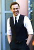 Tom Hiddleston Stars of the new movie 'The Avengers' attend a photocall in Rome Rome, Italy