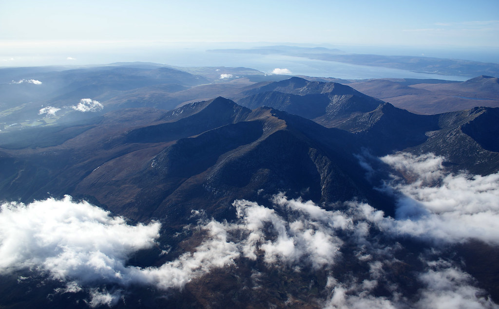 So off for a look at Arran - Goat Fell