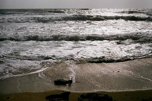beach, Torretta Granitola
