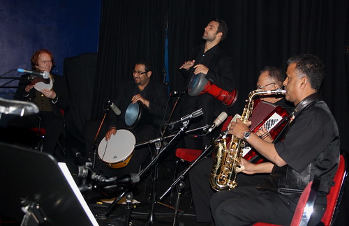Guy Schalom & the Baladi Blues Ensemble (2012) 01