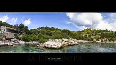 Sa Dragonera - Panorama (AKfoto.fr) Tags: panorama beach rock canon island ile mallorca plage huggins andratx majorque balares 550d sadragonera lr4 tamron175028 t2i