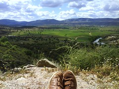 Estrecho de las Hoces (Die Spiele) Tags: paisajes me landscapes yo pies estrecho estrechodelashoces