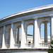 Northwest colonnade - Memorial Amphitheater - Arlington National Cemetery  2012-05-19