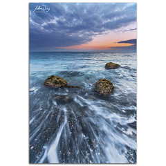 Sucking sea (alonsodr) Tags: sunset beach atardecer andaluca seascapes sony playa filter granada puestadesol reverse alpha alonso graduated inverso marinas carlzeiss filtro degradado costatropical nd8 a900 alonsodr gnd8 alonsodaz alpha900 cz1635mm