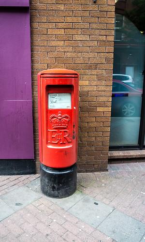 Belfast - Letter Box
