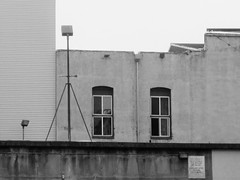 Old Building (shaire productions) Tags: old urban blackandwhite bw photo blackwhite image outdoor decay photograph imagery
