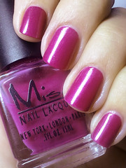 for the woman with a secret, misa (nails@mands) Tags: pink nagellack magenta rosa polish nails nailpolish mands unhas misa lacquer vernis esmalte smalto naillacquer verniz forthewomanwithasecret