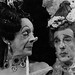 Robert Helpmann and Frederick Ashton as the Stepsisters in Cinderella © Donald Southern/ROH 1948