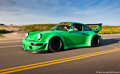 """Pandora One"" RAUH Welt-BEGRIFF (RWB) Porsche for Total 911 Magazine (jeremycliff) Tags: california green canon japanese san francisco european driving euro 911 fast cruising turbo german porsche custom total rwb falken 2012 welt 964 widebody total911 illest rauh begriff fatlace jeremycliff myacreativecom wekfest rotiform thephotomotivecom jeremycliffcom total911com"