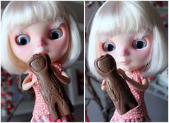 83/365 Chocolate Olympicsness!