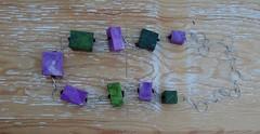 prove catalogo 049 (Basura di Valeria Leonardi) Tags: basura collane polistirolo reciclo cartadiriso riciclo