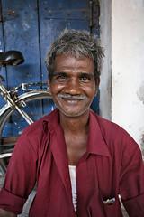 happiness (2wid) Tags: india man happy goa lucky margao margaon