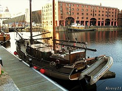 Albert Dock (kev thomas21) Tags: liverpool docks boats boat waterfront albert merseyside albertdocks