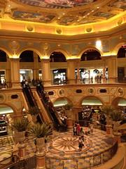 Macau Venetian interior