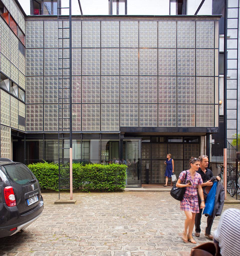 The world 39 s most recently posted photos by amblipyge - Maison de verre paris visite ...