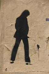 Florence (michael_hamburg69) Tags: italien italy male art wall graffiti florence stencil italia wand kunst uomo tuscany firenze mann piss toscane florenz toskana schablone pinkeln stehpisser